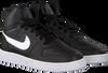 Zwarte NIKE Sneakers EBERNON MID WMNS - small