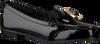 Zwarte MICHAEL KORS Loafers ALIVE LOAFER  - small