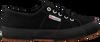 Zwarte SUPERGA Sneakers 2750 COTUCLASSIC  - small