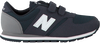 Blauwe NEW BALANCE Sneakers KE420 KIDS  - small
