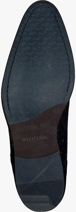 Zwarte MAZZELTOV Nette Schoenen MREVINTAGE603.  - larger