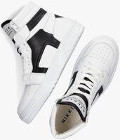 Witte NIKKIE Hoge sneaker LIVIA SNEAKER  - medium