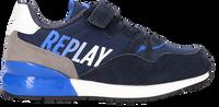 Blauwe REPLAY Lage sneakers BLAZEN  - medium