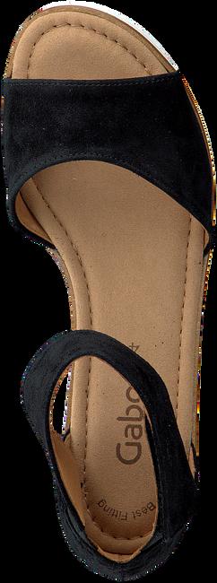 Zwarte GABOR Sandalen 610 - large