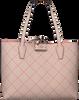 Roze GUESS Shopper HWVQ64 22150 - small