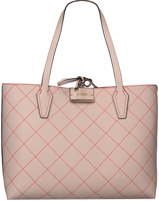 Roze GUESS Shopper HWVQ64 22150 - large