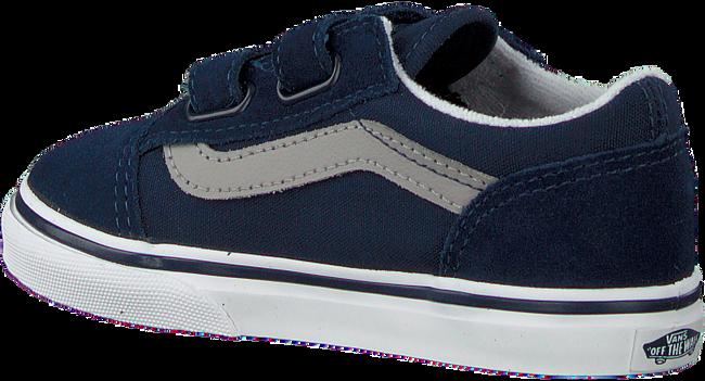 Blauwe VANS Lage sneakers TD OLD SKOOL V  - large