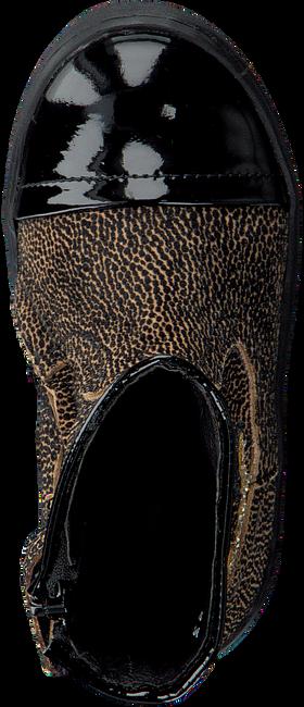 Bruine PINOCCHIO Enkellaarsjes P1572 - large