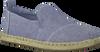 Blauwe TOMS Espadrilles DECONSTRUCTED ALPARGATA W  - small