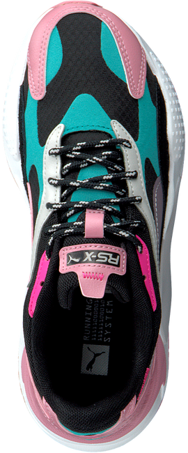 Roze PUMA Lage sneakers RS-X3 CITY ATTACK JR  - large