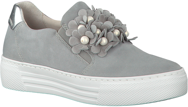 Grijze GABOR Slip-on sneakers  462 - large