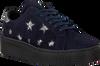Blauwe STUDIO MAISON Sneakers STARDUST SWEAR  - small