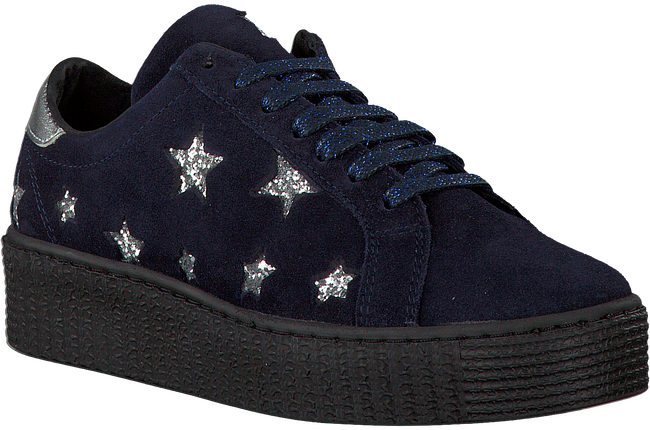 Blauwe STUDIO MAISON Sneakers STARDUST SWEAR  - large