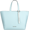 Blauwe CALVIN KLEIN Shopper NEAT EW SHOPPER - small