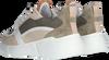 Groene VIA VAI Lage sneakers CELINA JESS  - small