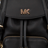 Zwarte MICHAEL KORS Rugtas SM BACKPACK - small