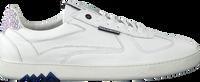 Witte FLORIS VAN BOMMEL Lage sneakers 16342  - medium
