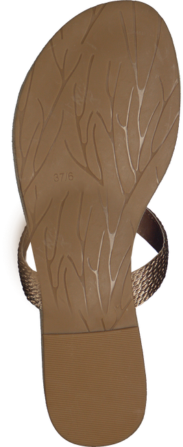 Gouden MALUO Slippers 5067-BRO  - large