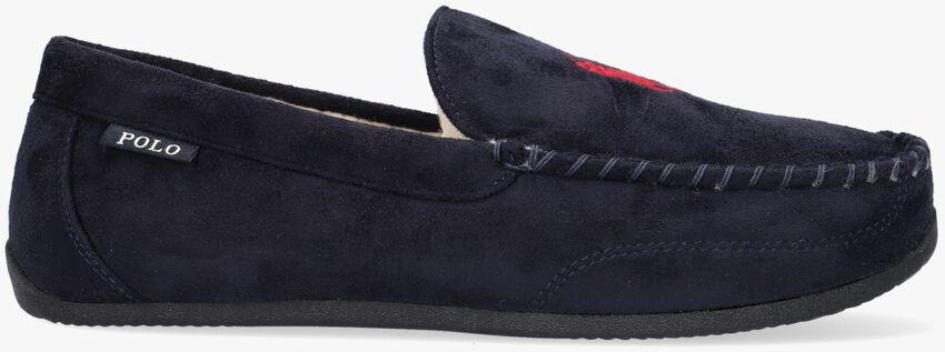 Blauwe POLO RALPH LAUREN Pantoffels DECLAN  - larger