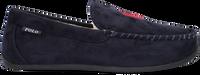 Blauwe POLO RALPH LAUREN Pantoffels DECLAN  - medium