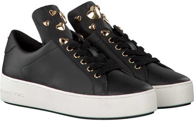 Zwarte MICHAEL KORS Sneakers MINDY LACE UP - large