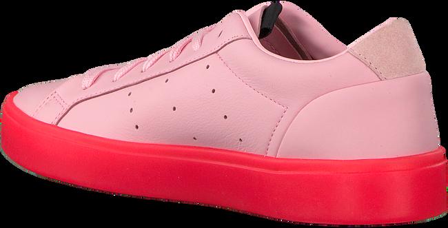 Roze ADIDAS Sneakers SLEEK W  - large