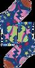 Multi HAPPY SOCKS Sokken HYSTERIA VIOLA ANKLE SOCK  - small