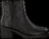 Zwarte GABOR Enkellaarsjes 92.804 - small