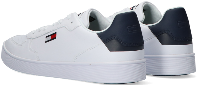 Witte TOMMY HILFIGER Lage sneakers TOMMY JEANS ESSENTIAL CUPSOLE  - large