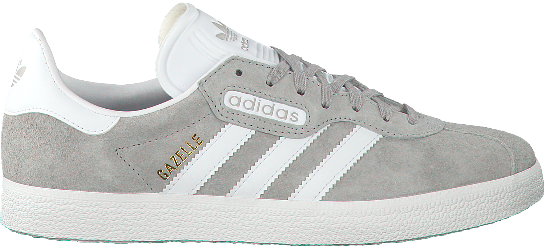 Grijze ADIDAS Sneakers GAZELLE HEREN | Omoda