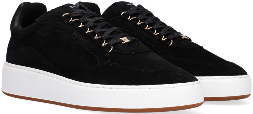 Zwarte NUBIKK Lage sneakers JIRO JADE  - larger