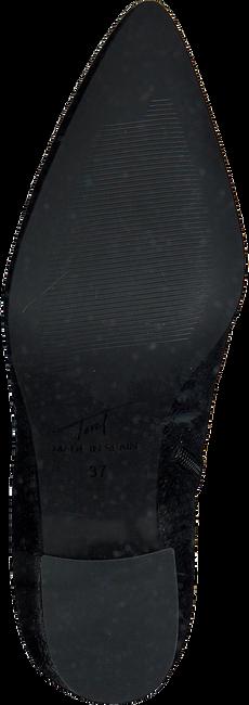 Zwarte TORAL Enkellaarsjes 10941 - large