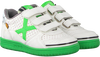Witte MUNICH Sneakers G3 KID VELCRO - small