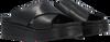 Zwarte SHABBIES Slippers 170020162  - small
