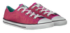 Roze CONVERSE Sneakers AS EAST COASTER SHINE  - small