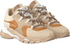 Beige TORAL Lage sneakers 11101  - small