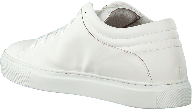 Witte NAT-2 Lage sneakers SLEEK LOW  - large