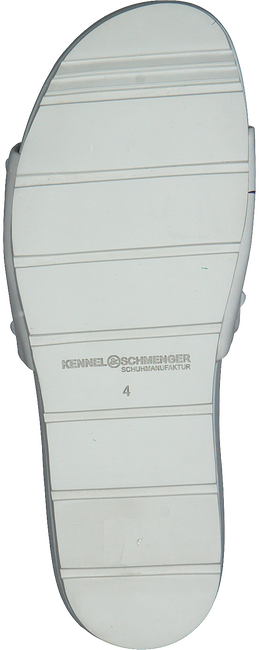 Witte KENNEL & SCHMENGER Slippers 94540  - large