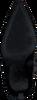 Zwarte LODI Enkellaarsjes RUBENS-TP  - small