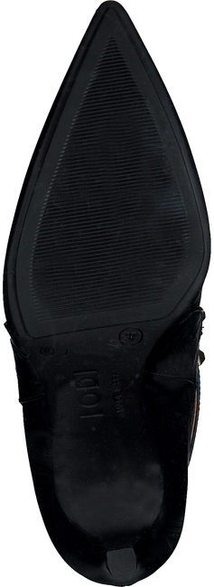 Zwarte LODI Enkellaarsjes RUBENS-TP  - large
