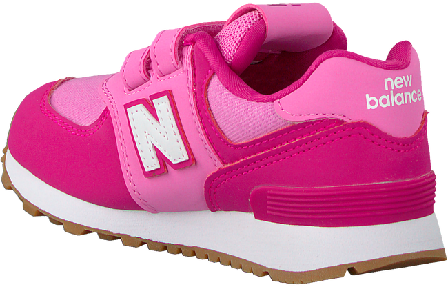 Roze NEW BALANCE Lage sneakers YV574/IV574  - large
