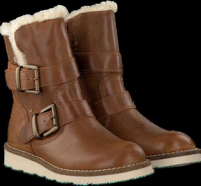 Bruine HIP Lange laarzen H2445  - large