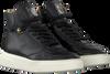 Zwarte VIA VAI Hoge sneaker JUNO LEE - small