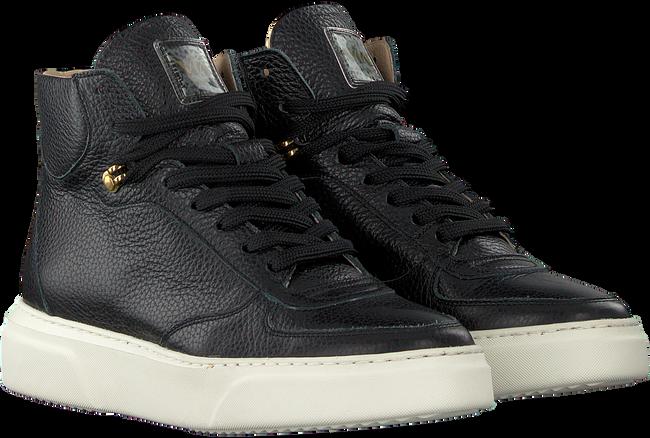 Zwarte VIA VAI Hoge sneaker JUNO LEE - large