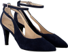 Blauwe PETER KAISER Pumps ELINE - small