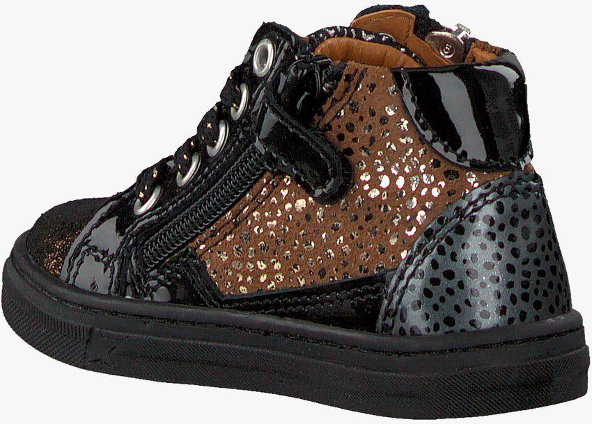 Cognac DEVELAB Lage sneakers 42226  - larger