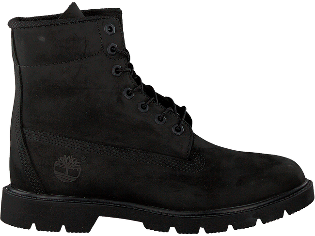 Zwarte TIMBERLAND Veterboots 6 IN BASIC BOOT NONCONTRAST  - large