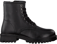 Zwarte OMODA Veterboots O1237  - medium