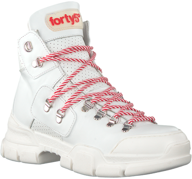 Witte FORTY 5 DEGREES Sneakers CORTINA  - large