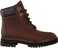 Bruine TIMBERLAND Veterboots LONDON SQUARE 6IN BOOT  - medium
